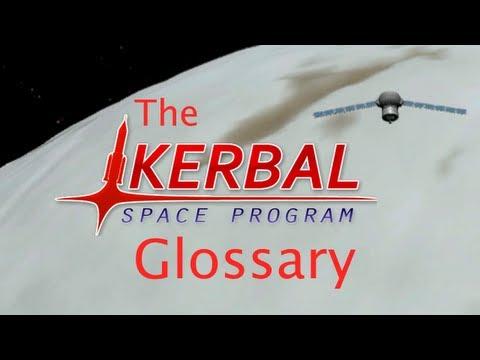 The Kerbal Space Program Glossary