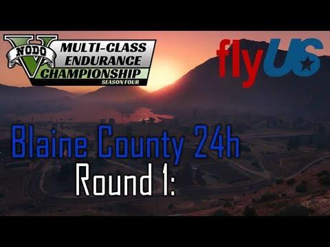 MCEC Season 4 - Round 1: BC24 - GT1 - Team FlyUS