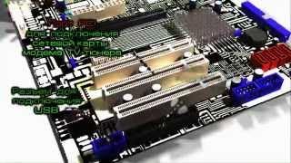 Компьютер изнутри (3D)