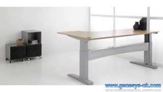 Sit Stand Desks - Electric Height Adjustable Desks