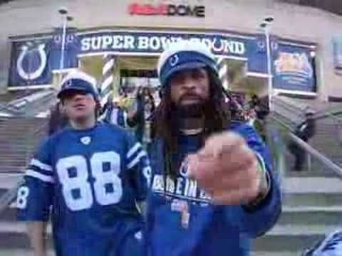 Unofficial Colts Superbowl XLI Music Video