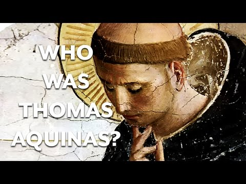 Thomas Aquinas (part 1)