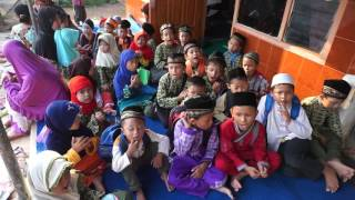 Kegiatan TPQ Darussalam Pakijangan Wonorejo Pasuruan