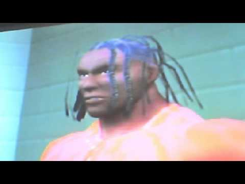 smackdown vs Raw 2005 Season mode part 1 of 1 Ps2