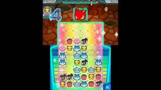 Pokemon Battle Trozei - 100% Walkthrough - Stage 6-1 (Pitch-Black Cavern) - S-Rank