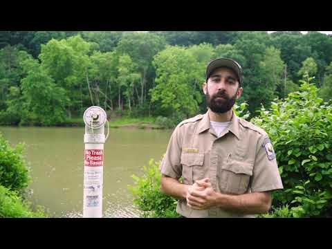 Fishing Line Recycling In North Park And Deer Lakes