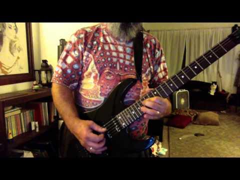Tool  10,000 Days Wings Part 2 Guitar