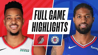 Game Recap: Clippers 133, Trail Blazers 116