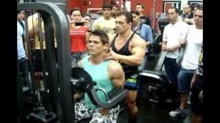 Palestra e Workout com Fernando Sardinha e Antônio Marques (Tião) - Londrina/PR