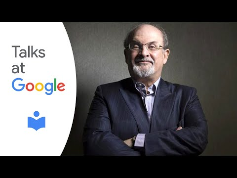 Salman Rushdie | Talks at Google
