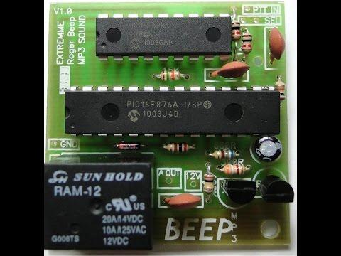 Roger Beep MP3 - 131 beeps Data 10/2016