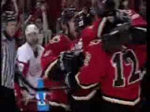 2004 Calgary Flames Playoff Tribute Youtube