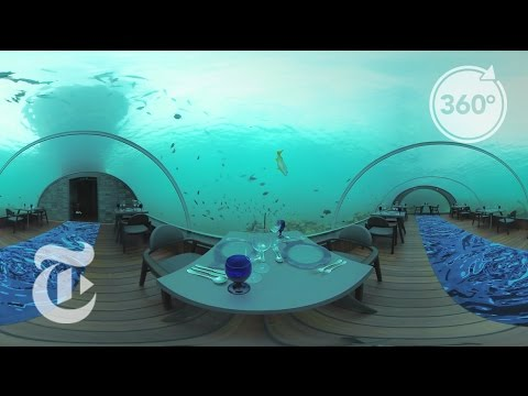 52 Places to Go: (Underwater) Maldives | The Daily 360 | The New York Times