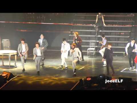 [HD Fancam] 150501 SS6 Singapore Super Junior - She Wants It