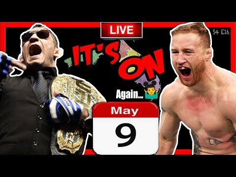 🔴 UFC 249: FERGUSON VS GAETHJE OFFICIAL FOR MAY 9TH + MMA NEWS! from YouTube · Duration:  1 hour 56 minutes 31 seconds