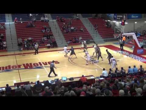 Fort Lewis College (NCAA D2 #4 National Ranked) vs Colorado-State Pueblo University 1st Half