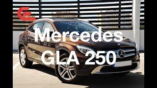 #Test Mercedes GLA 250 4Matic Video