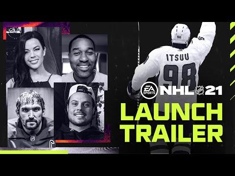 NHL 21 | Place aux meilleurs | Bande-annonce de sortie mondiale officielle