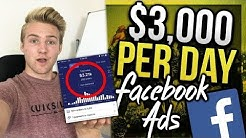 $3,000/Day Facebook Ad Case Study (How My Ads Are Different)