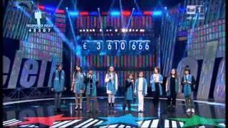 Telethon 2012: Big Band suona Girotondo intorno al mondo per i bambini di Ti lascio una canzone