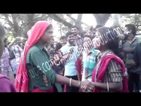 4 Ladies Are Fighting In Fort Kochi Kerala India ! Marine Drive   YouTube