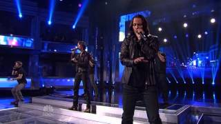 [The Sing-Off season 4-2] Home Free - Life is a Highway
