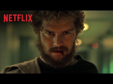 Marvel - Punho de Ferro - SDCC - Primeiro olhar - Netflix [HD]