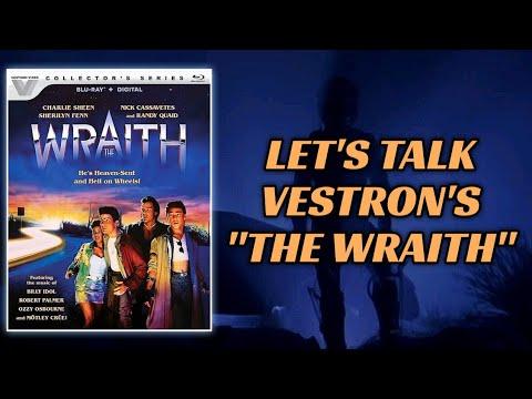 Download THE WRAITH (1986) | VESTRON VIDEO/LIONSGATE | BLURAY MOVIE REVIEW | A 80s Scifi Classic Restored!