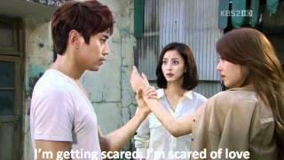 Bobby Kim - Afraid Of Love [Eng. Sub]