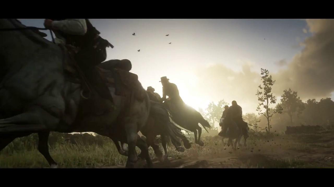 Red Dead Redemption 2 - 宣傳影片#3