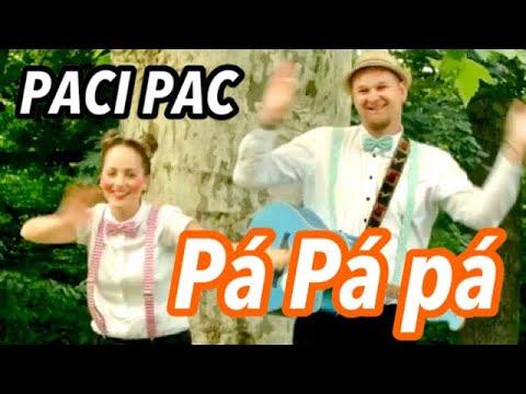 PACI PAC - Pá pá pá (klip z DVD PACI PAC 2)