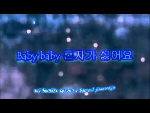WINNER - Baby Baby [Hangul|Romanized|English] Karaoke Lyrics