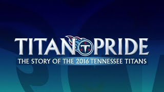 "2016 Tennessee Titans Yearbook ""Titan Pride"" NFL Films. thumbnail"