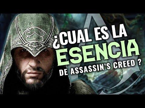 ¿Cual es la ESENCIA de ASSASSIN'S CREED? ¿Qué lo hace ESPECIAL? | REFLEXIÓN thumbnail
