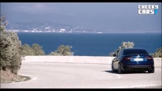 2017 Alfa Romeo Giulia Quadrifoglio vs BMW M4 Coupe Drive