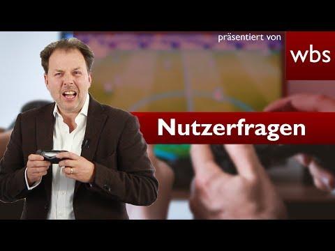 Sind Beleidigungen im Online-Ego-Shooter-Chat strafbar? | Nutzerfragen Christian Solmecke