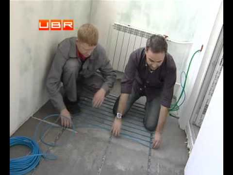 devi 550 underfloor heating instructions
