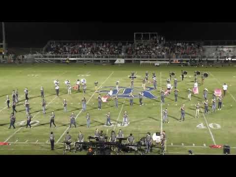 08252018 Ashford High School Marching Band