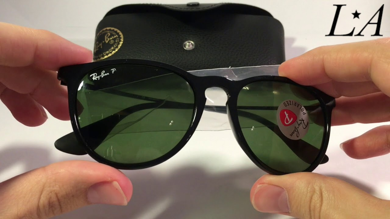 f4fa90ee18 Ray Ban RB4171 601/2P Originales - YouTube