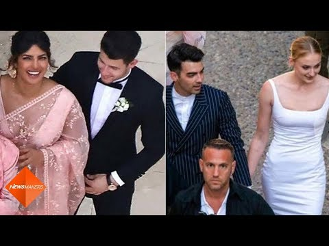 Priyanka Chopra Brings Desi Glam To Sophie Turner-Joe Jonas' Uppity French Wedding | SpotboyE Mp3