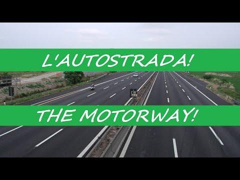 Tutorial: L' Autostrada - The Italian Motorway