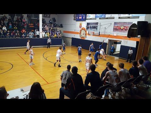HS Basketball Game of the Night - Battle Creek Academy vs. Calhoun Christian