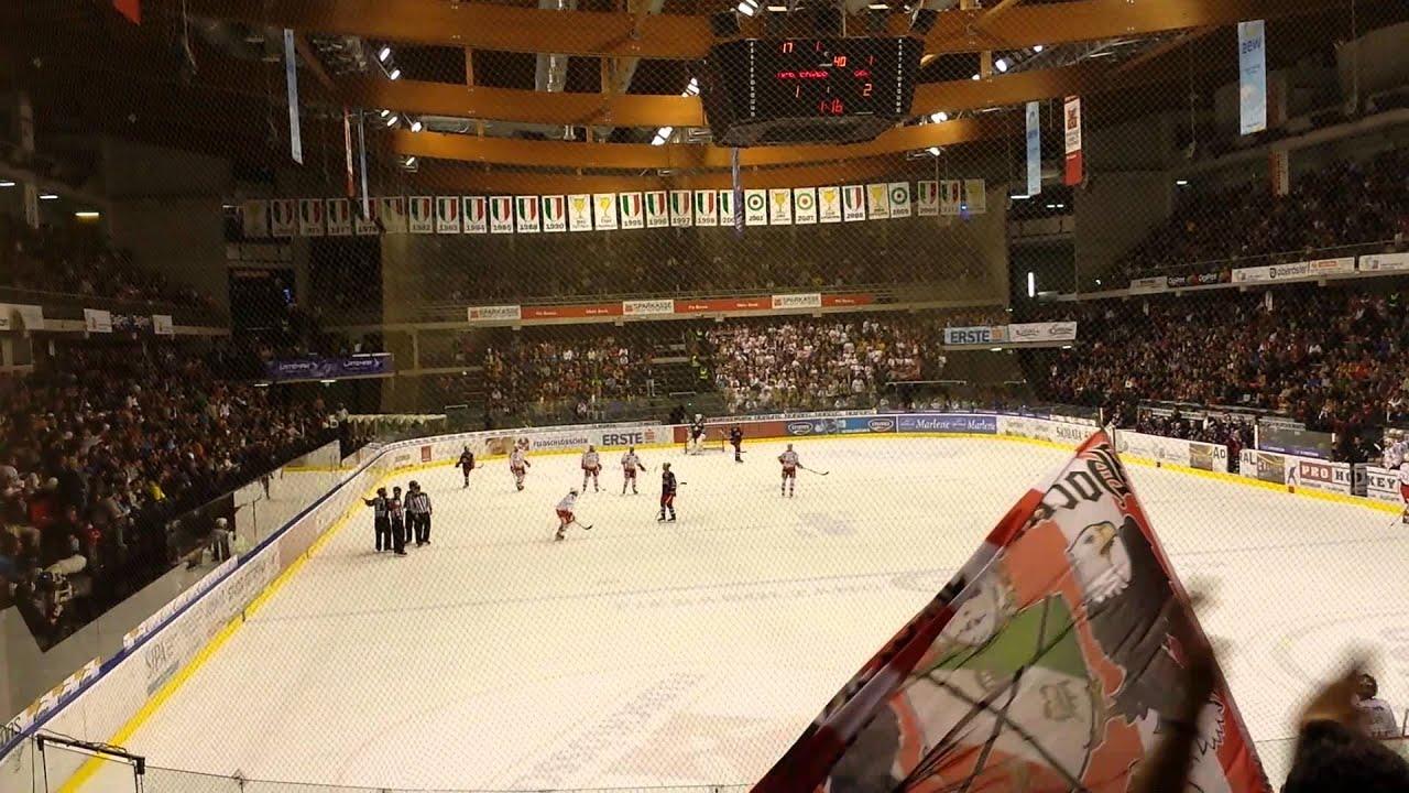 HOCKEY - EBEL - FINALE PLAY-OFF GARA 4 - Bolzano ...