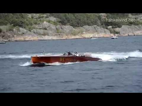 S-1 Sverige (woodenboat