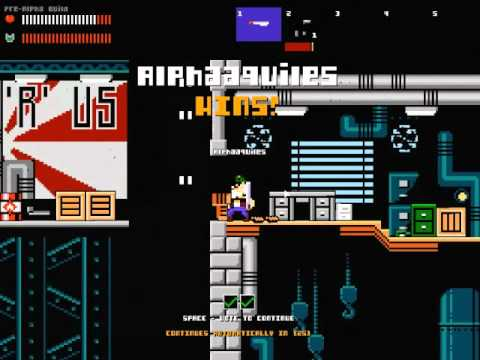 скачать игру Super Fighter Deluxe - фото 4