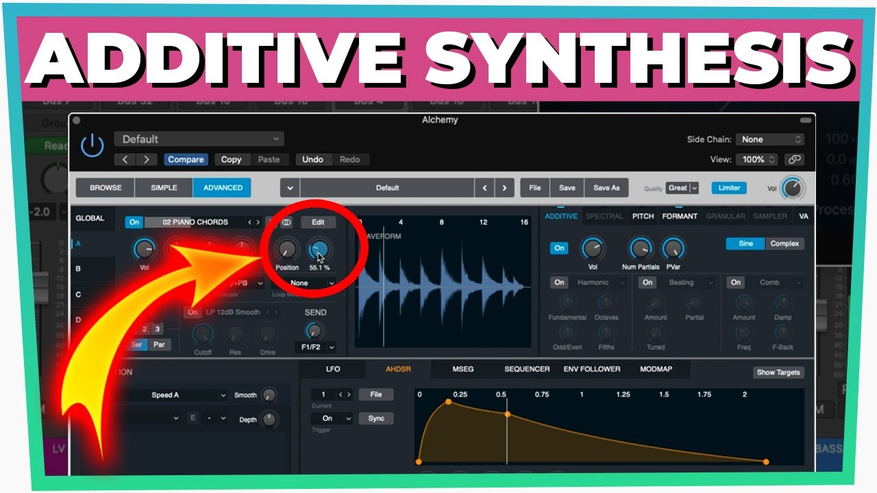 Additive Synthesis 101