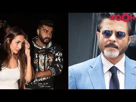 Anil Kapoor opens up on Arjun Kapoor & Malaika Arora's relationship Mp3