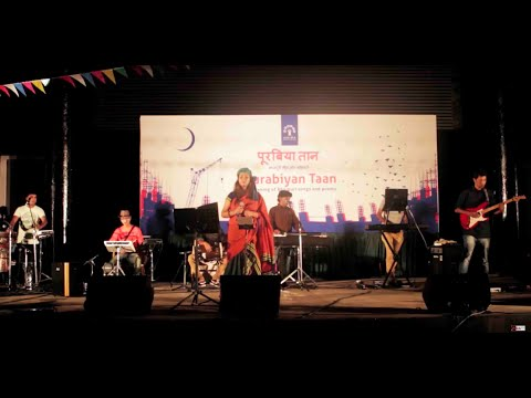 A More Gangaji   Kalpana Patowary Live in Concert   July 2015, Bangalore