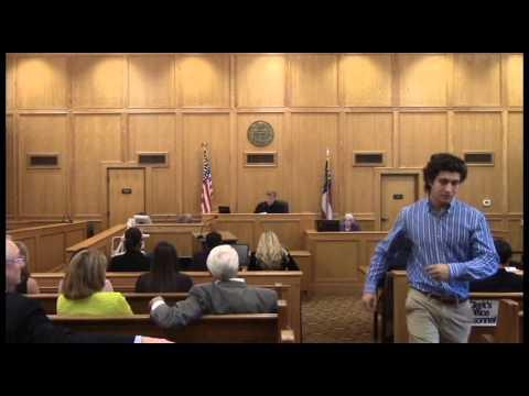 Clemson Mock-Trial 2016
