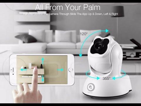 Digoo BB M2 Mini WiFi HD 720P Home Security Camera Wireless USB Baby  Monitor IR IP CAM Onvif RTSP